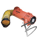 Image Plastic Com-Pax-ial Blower w/ 15ft or 25ft canister