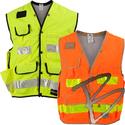 Image SECO Class 2 Surveyors Utility Vest w/ Outlast Liner*