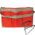 Image SECO 18-inch Heavy-Duty Stake Bag w/Partition