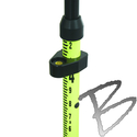 Image SECO 2-Meter Snap-Lock Rover Rod, Aluminum