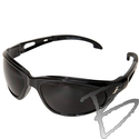 Image Edge Eyewear Dakura Smoked Anti-Fog Safety Glasses