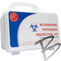 Image Genuine First Aid Bloodborne Pathogens Protection Kit