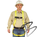 Image FCP Full Body Harness, Back D-Ring, Tongue Buckle Leg Straps*