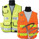 Image SECO 8069 Series Safety Utility Vest w/ Mesh Back