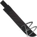 Image Ontario OKC 22in Black Denier Nylon Machete Sheath