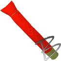 Image SECO Heavy-Duty Prism Pole Tripod / Bipod Bag