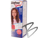 Image Tec Labs Licefreee Spray! Instant Head Lice Treatment
