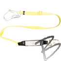 Image FCP 6' Adjustable Absorbing Lanyard w/Pack 1-3/4