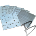Image Sokkia Reflective Sheet Targets, Adhesive-Back