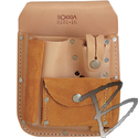 Image Sokkia Surveyors 7-pocket tool Pouch, Leather