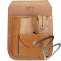 Image Sokkia Surveyors 7-pocket tool Pouch, Leather