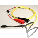 Image Power Cable - SAE to Alligator clips for Battery