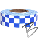 Image Presco Coarse Matte Checkerboard Roll Flagging Tape