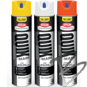 Image Krylon Industrial Quik-Mark TALLBOY Solvent Based Upside Marking Paint, 25oz