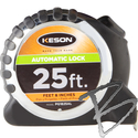 Image Keson Automatic Lock 25ft Pocket Tapes