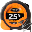 Image Keson Economy Series 25ft Pocket Tape