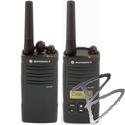 Image Motorola RDX Series UHF Radio, 4 Watt