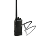 Image Motorola RM Series Radio VHF, 2 Watt, 8 Channel