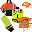 Image Safety Vests & Hi-Vis Apparel
