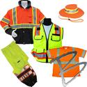 Image Safety Vests & Apparel