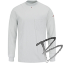 Image Bulwark FR Long Sleeve Tagless T-Shirt - EXCEL FR®
