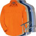 Image Bulwark FR Uniform Shirt - EXCEL FR® ComforTouch® - 6oz