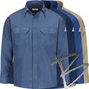Image Bulwark FR Uniform Shirt - Nomex IIIA - 4.5oz