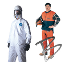 Image Tyvek & Chainsaw Chaps