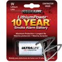 Image Ultralife 9V Lithium Battery