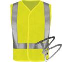 Image Bulwark FR Mesh FR Safety Vest, HRC1
