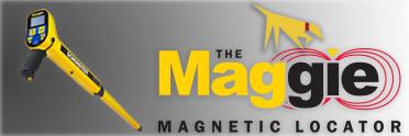 Maggie Magnetic Locator