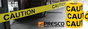 Presco Caution Tape