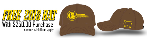 2018 Baseline Equipment Promo Hat