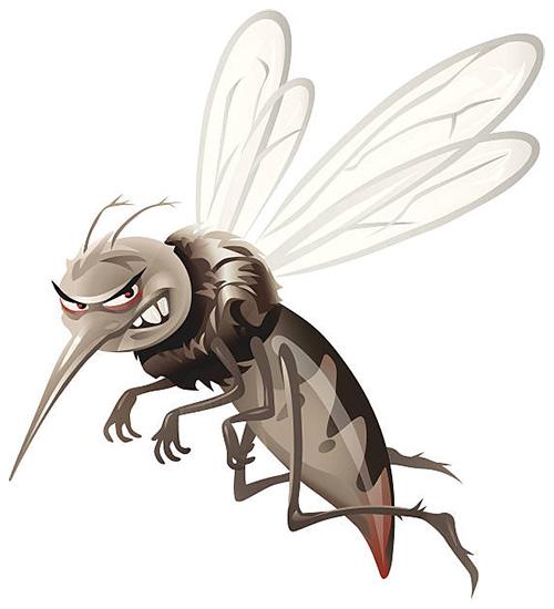 Mischievous Mosquito