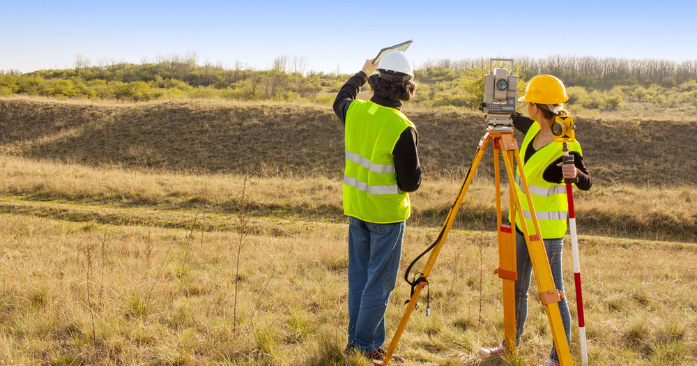 About Commercial Land Surveys
