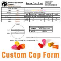 Rebar Cap form