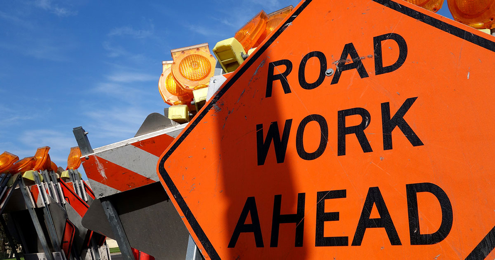 10 Road Construction Safety Tips