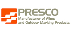 Presco Flagging Tape